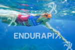 Carolina Routier during the swim portion of the 2016 WTS…