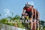 Flora Duffy during the bike portion of the 2016 WTS…