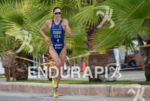 Gwen Jorgensen during the run portion of the 2016 WTS…
