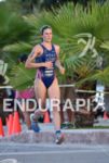 Katie Zaferes during the run portion of the 2016 WTS…
