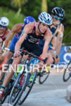 Jonathan Brownlee (GBR) during the bike portion of the 2016…