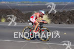 Brent Mcmahon (CAN) on bike at the Ironman World Championship…