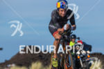 Jesse Thomas (USA) on bike at the Ironman World Championship…