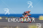 Meredith Kessler (USA) on bike at the Ironman World Championship…