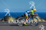 Mirinda Carfrae (AUS) on bike at the Ironman World Championship…