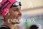 Pre-race smile at the 2016 Ironman 70.3 Miami in Miami…