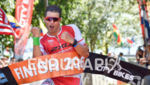 Terenzo Bozzone wins the 2016 Ironman 70.3 Miami in Miami…