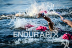 Female pro swim at the 2016 Ironman 70.3 Cartagena in…