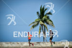 Scenic run portion of the 2016 Ironman 70.3 Cartagena in…