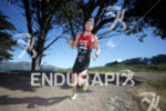 Ben Knute on the run course at Escape From Alcatraz…