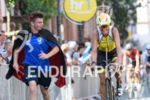 agegroup athlete competes during the bike leg at the 2017…