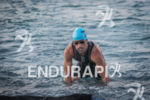 Eneko Llanos' swim exit at Ironman France in Nice, France…