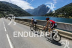 Bike leg of the Alpe d'Huez short distance Triathlon in…