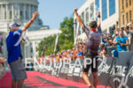 Pro Luke McKenzie  after his victory at the 2017 Ironman…
