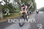 Henri Schoeman on the bike leg of the 2017 Beijing…