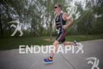 Henri Schoeman on the run course at the 2017 Beijing…