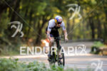 Sebastian Kienle during the bike portion of the 2017 Ironman…