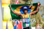 Thiago Vinhal (BRA) competes during the finish leg at the…