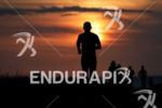 Sunset at the Natural Energy Lab at the 2017 Ironman…