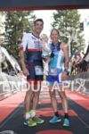 Mirinda Carfrae makes a comeback at the 2018 Ironman 70.3…