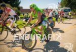 Craziness abounds on the bike course at the 2018 Ironman…