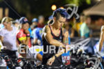 Rachel McBride (CAN) prepares for the 2018 Ironman World Championship…