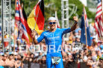 Andreas Dreitz (GER) at the finish of the 2018 Ironman…